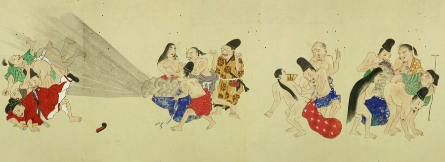 old-japanese-fart-art-1