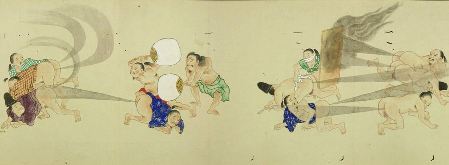 old-japanese-fart-art-4