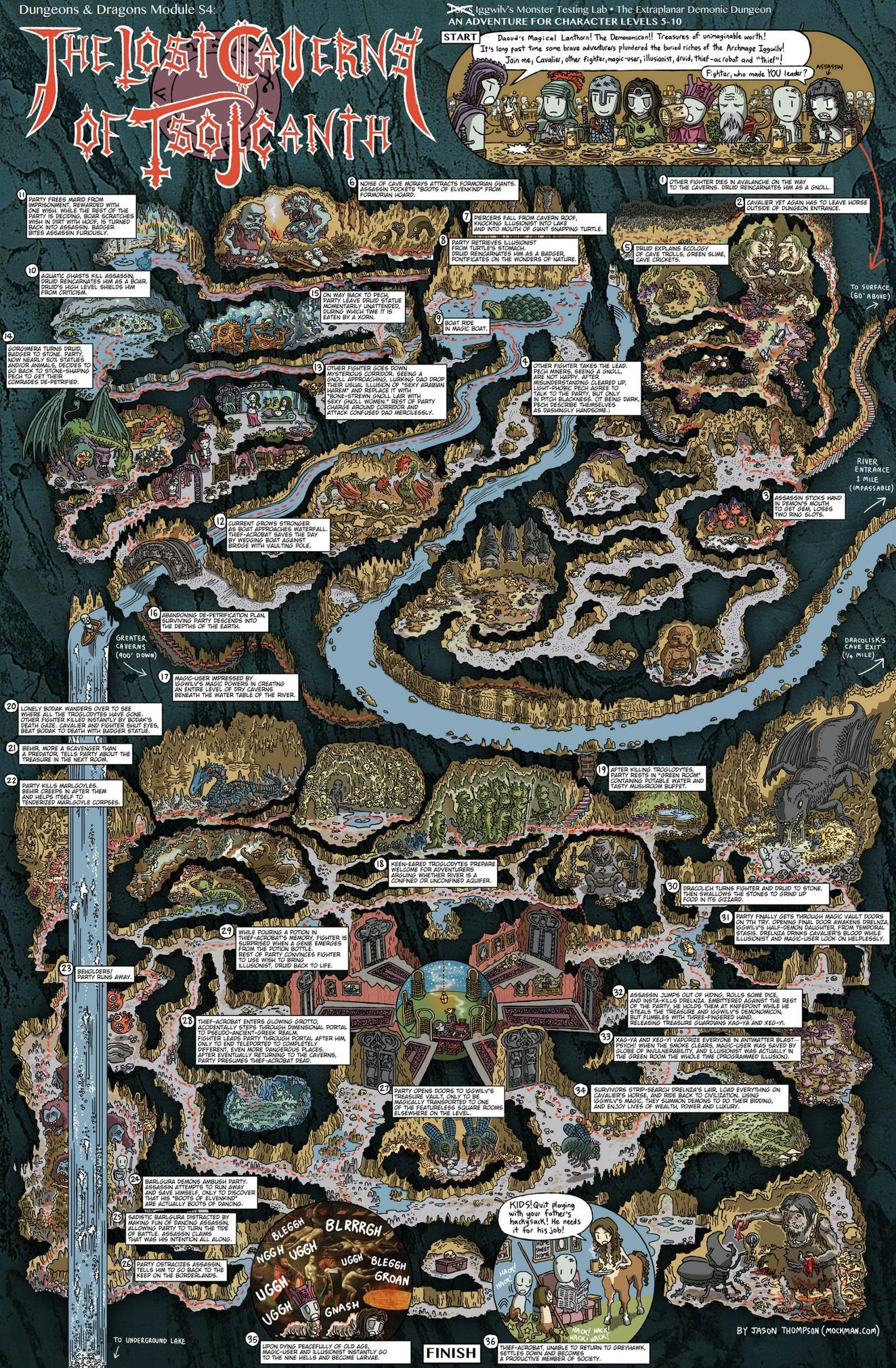 classic-dungeons-and-dragons-walkthrough-maps-2