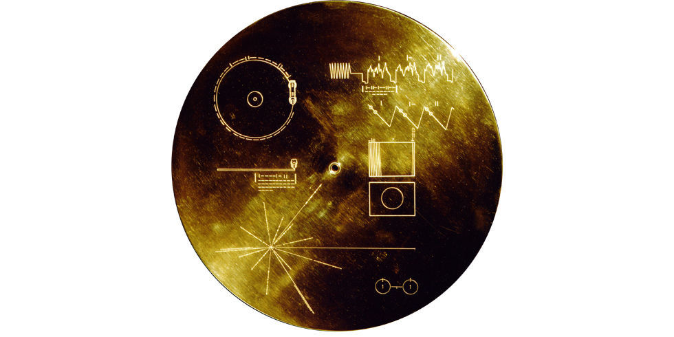 NASA-golden-record