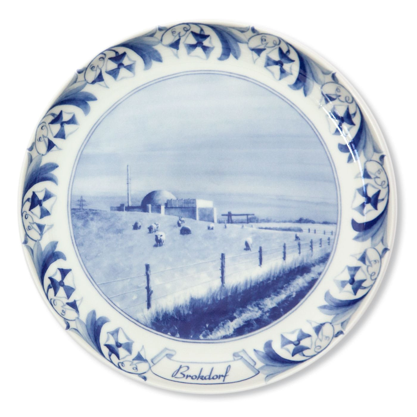 porcelain-nuclear-reactors-plates-brokdorf