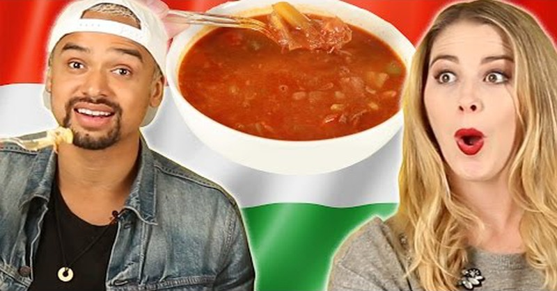people-try-hungarian-food-for-first-time