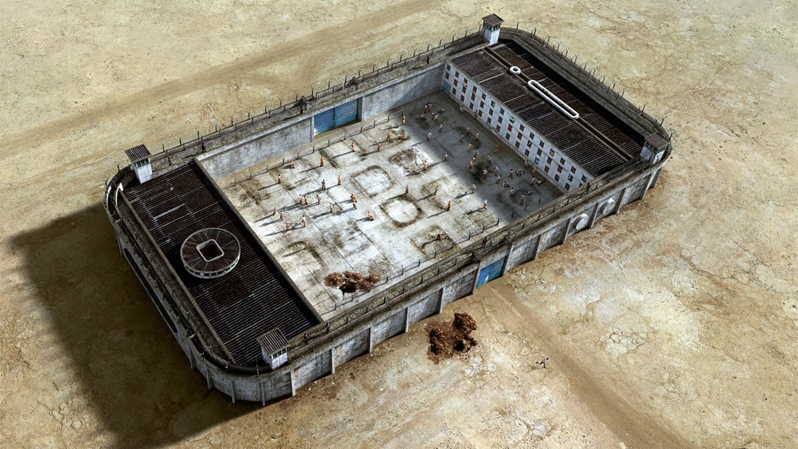 prisoner-cell-phone