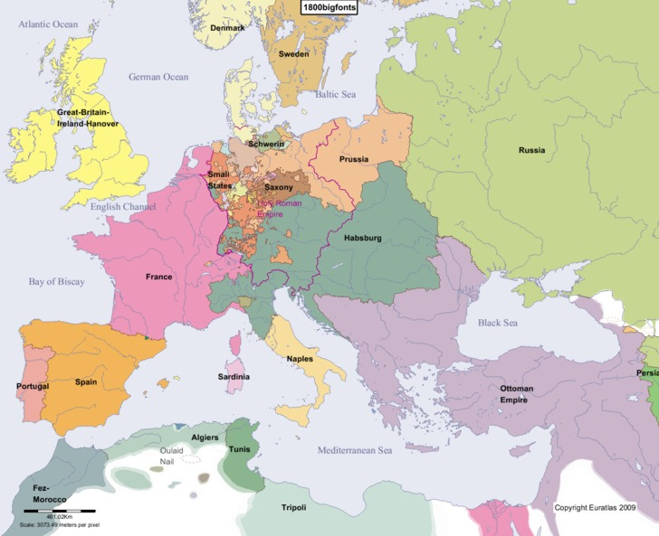sovereign-states-of-europe-1800