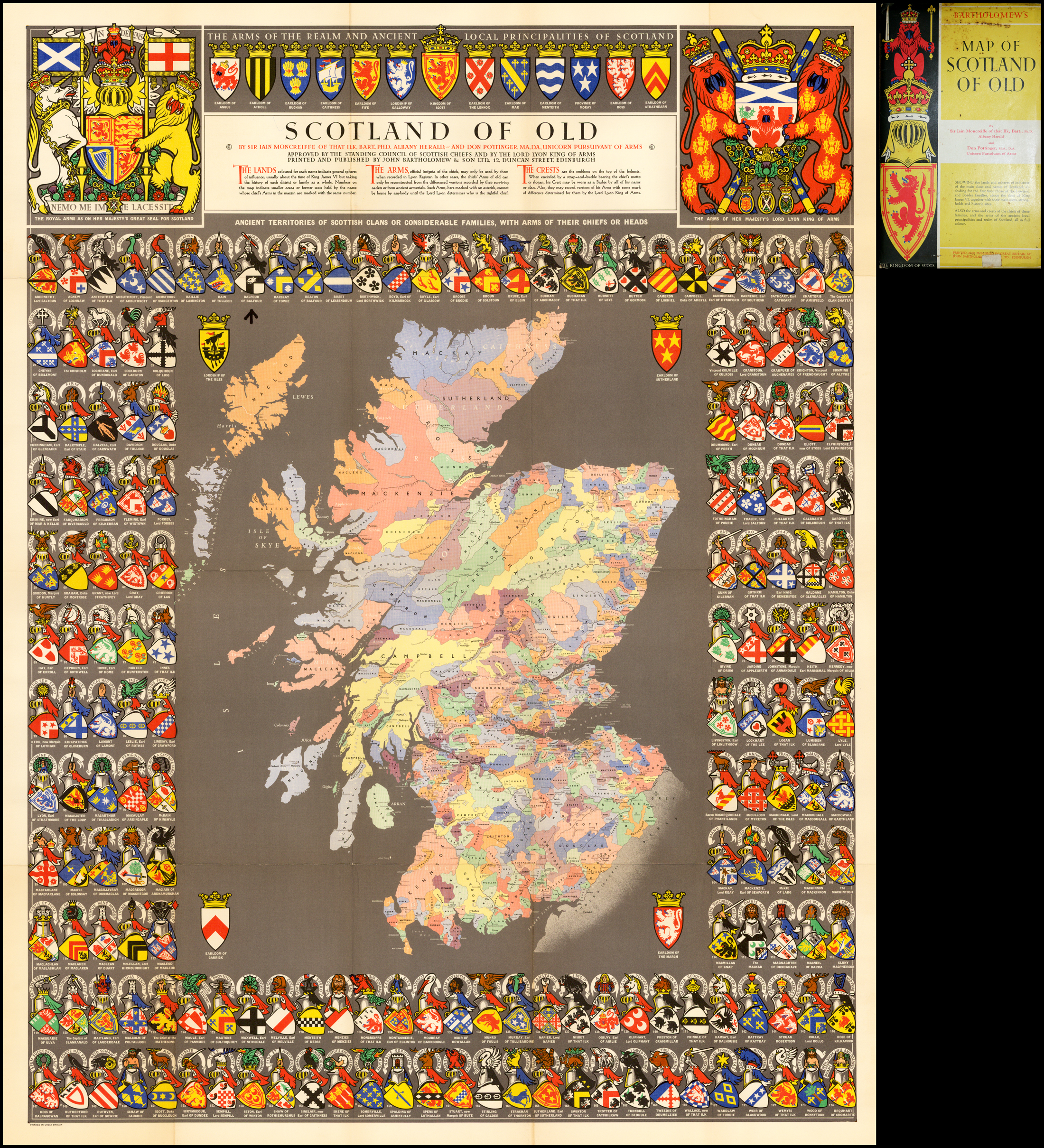 The Clans Of Ireland Scotland Earthly Mission