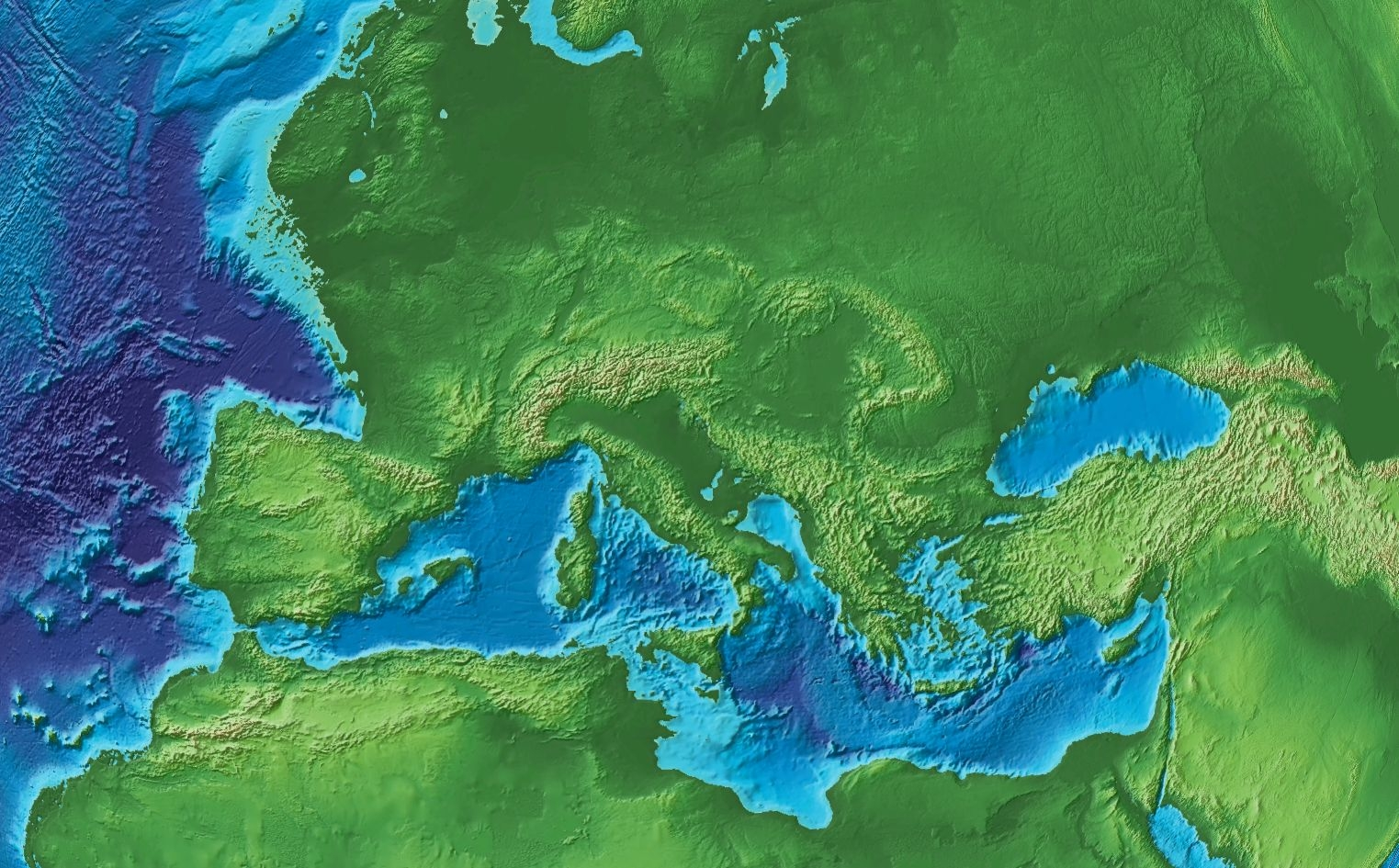 Europe At The End Of The Ice Age Earthly Mission