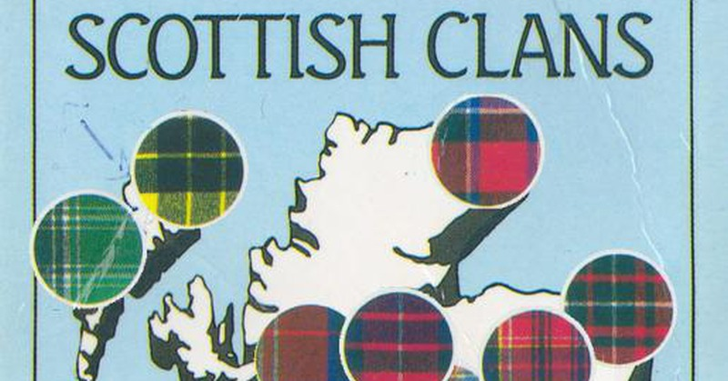 Color Patterns Used on the Kilts of Scottish Clans – Earthly