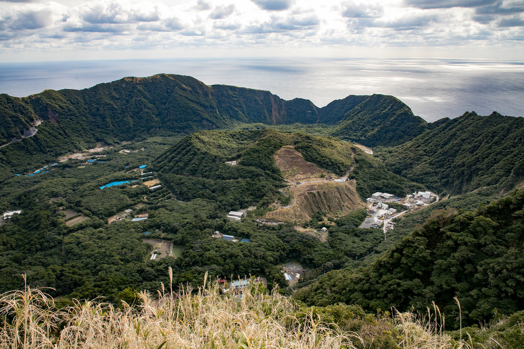 Aogashima: The Sleepy Japanese Town Built in an Active ...