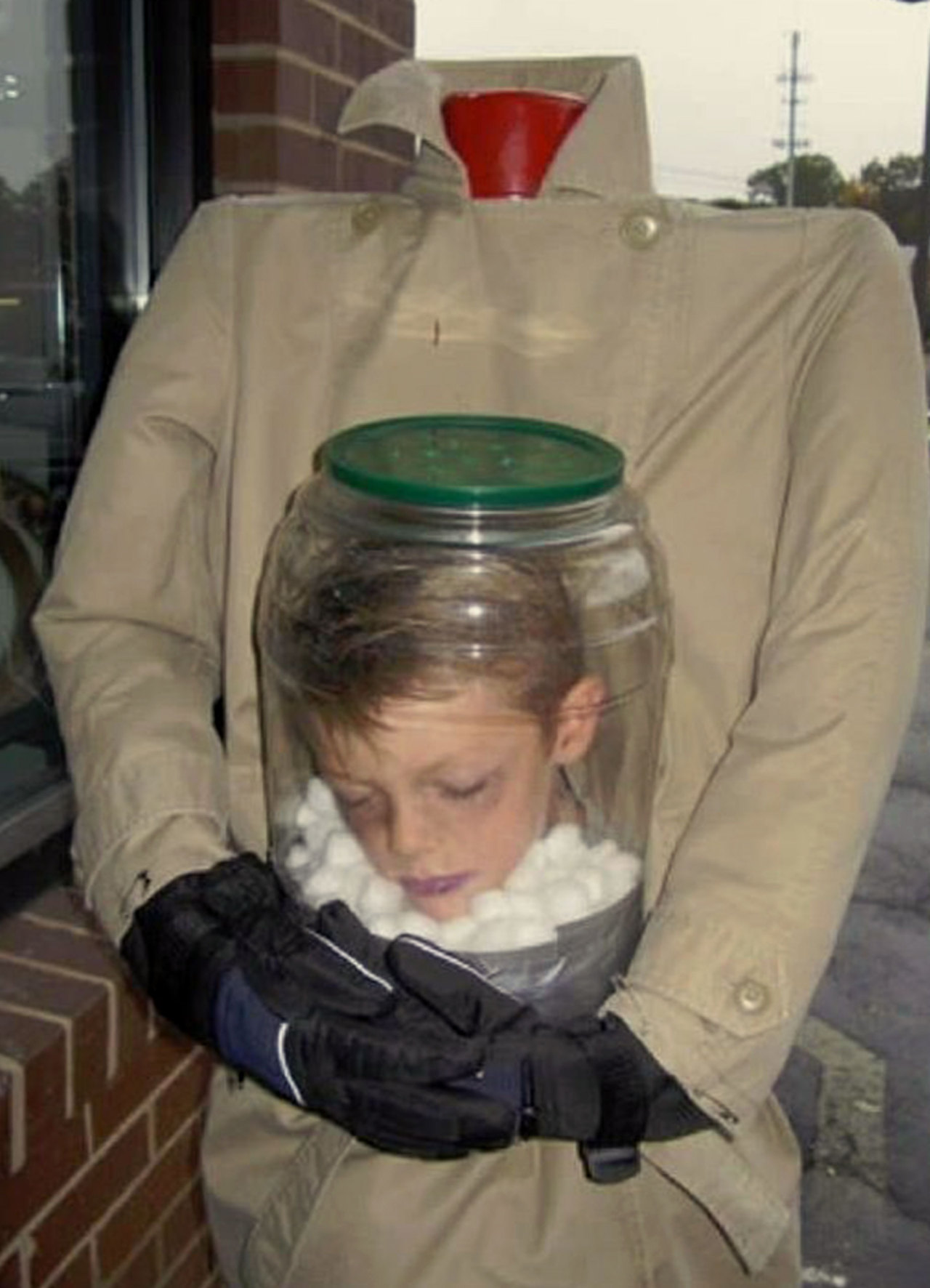 Worst Halloween Kid Costumes Ever