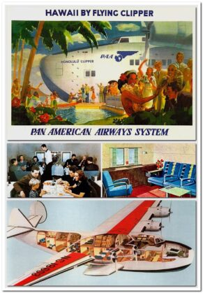 cutaway illustration airlines