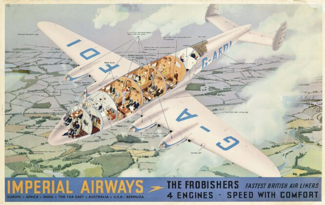 cutaway illustration frobisher