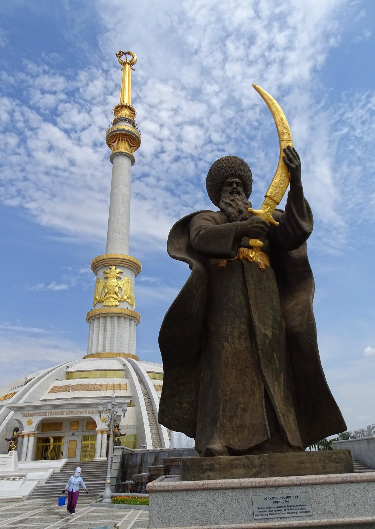 turkmenistan travel photos