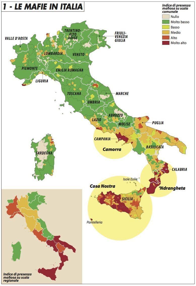 Mafias in Italy