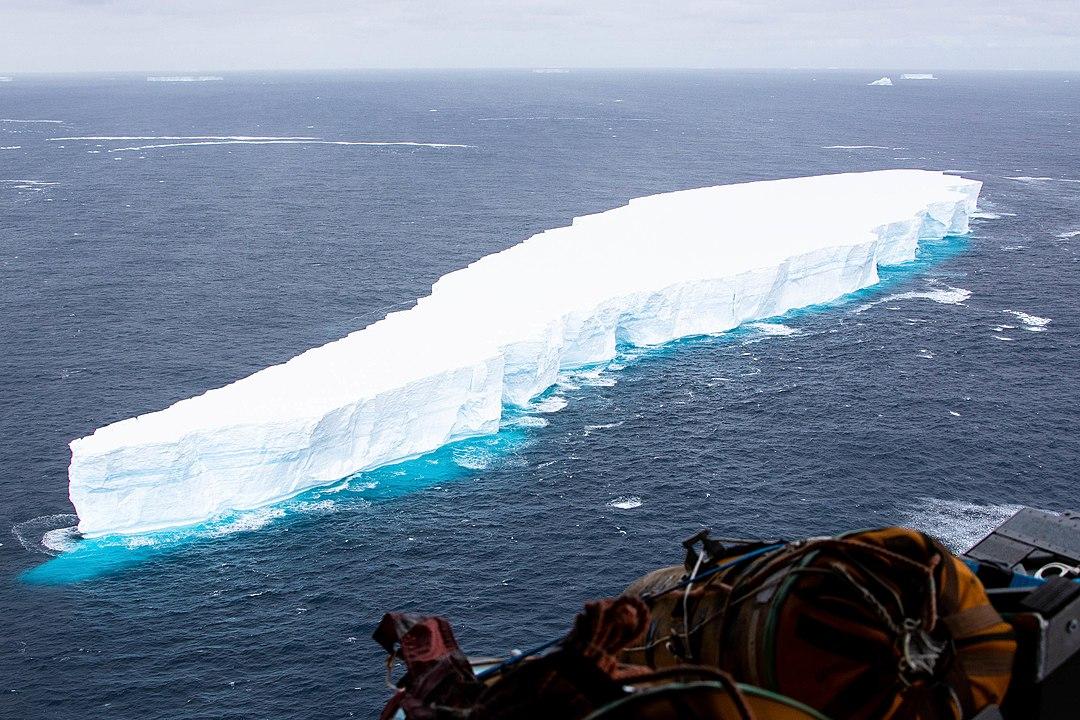 a-68(a) iceberg